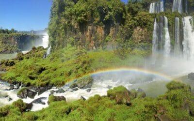 Entre Brésil et Argentine : zoom sur les chutes d'Iguazu