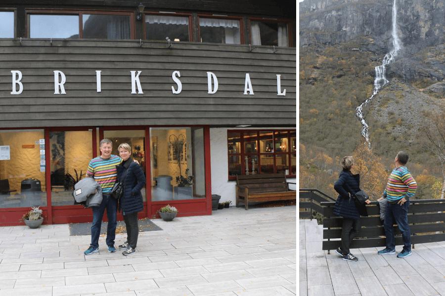 Glacier-Briksdal