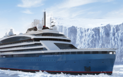 Le navire du futur par Thibaut Tincelin