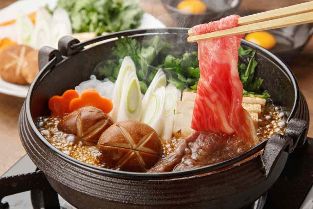 Sukiyaki-plat-Japon