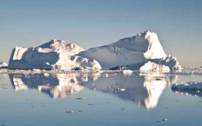 L'Arctique, un océan de glace, virginal