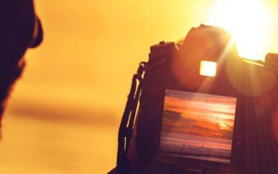 How to take photos of sunsets successfully