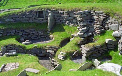 Le site de Jarlshof : 4000 ans d'histoire écossaise