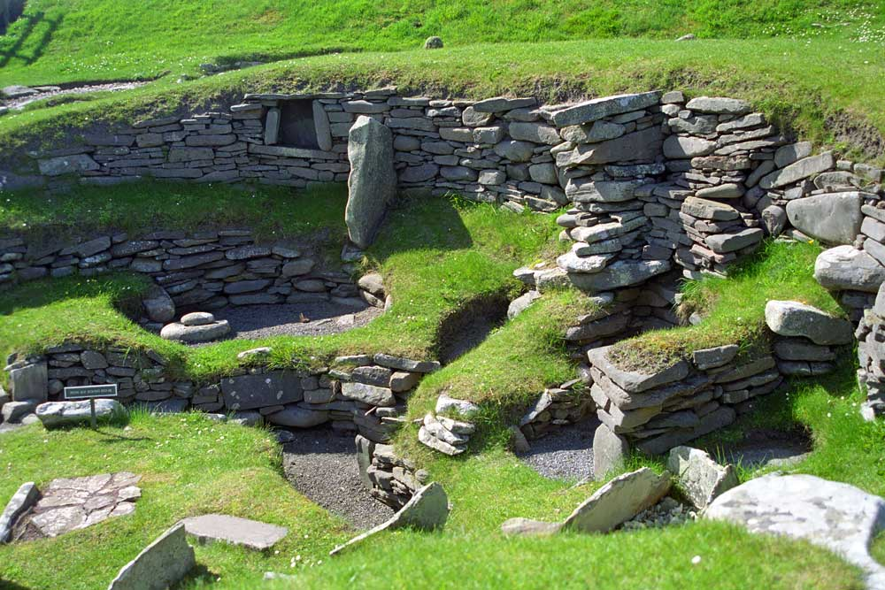 Jarlshof: 4000 years of Scottish history