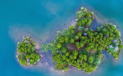 Top 5 des plus belles îles du monde !