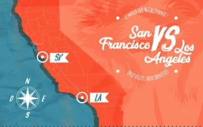 San Francisco VS Los Angeles : le match 100 % Californie !