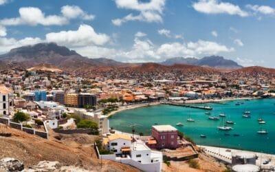 Set sail for the Cape Verde archipelago