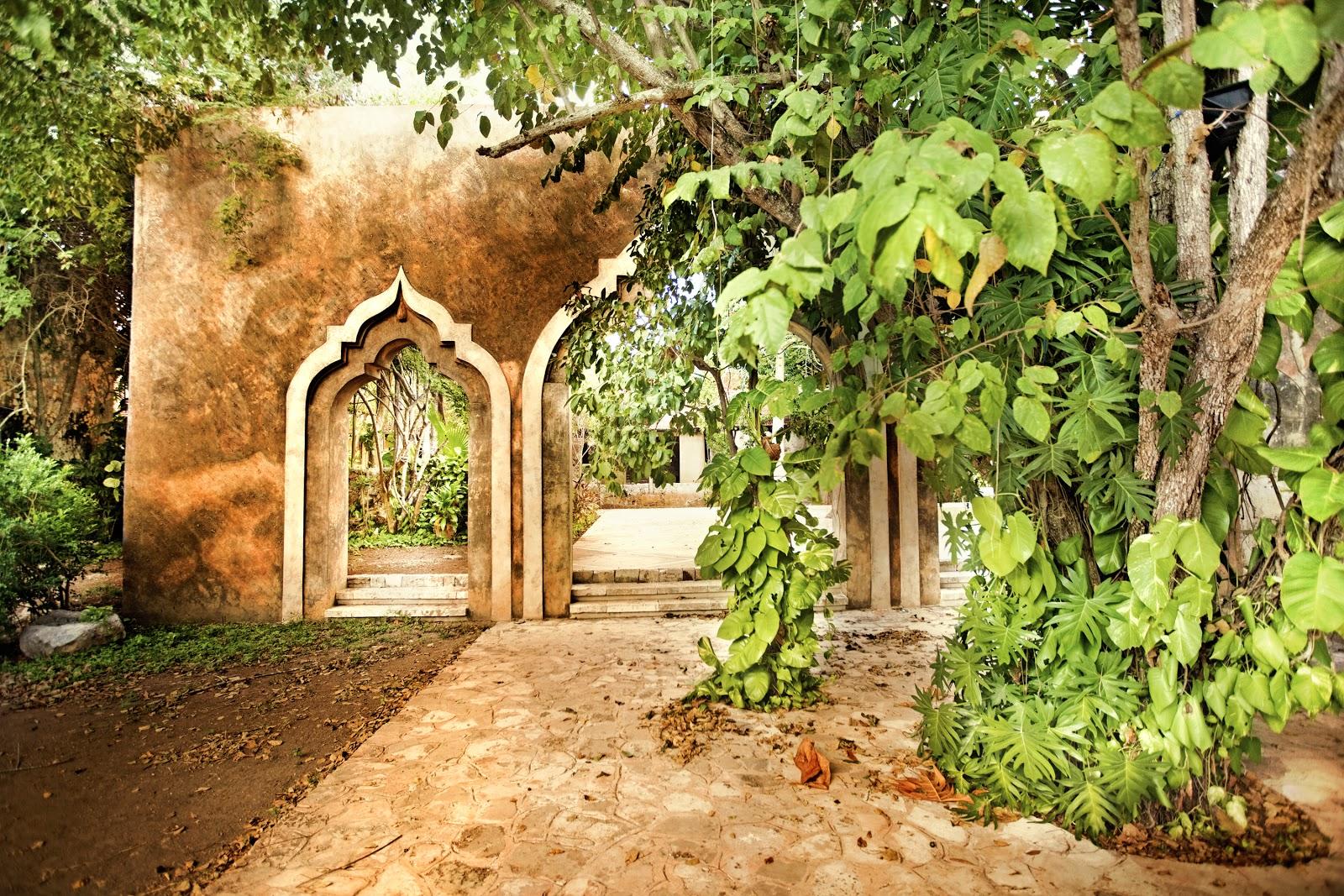 Hacienda Ochil. Yucatan, Mexico