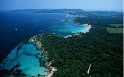 Les îles paradisiaques françaises