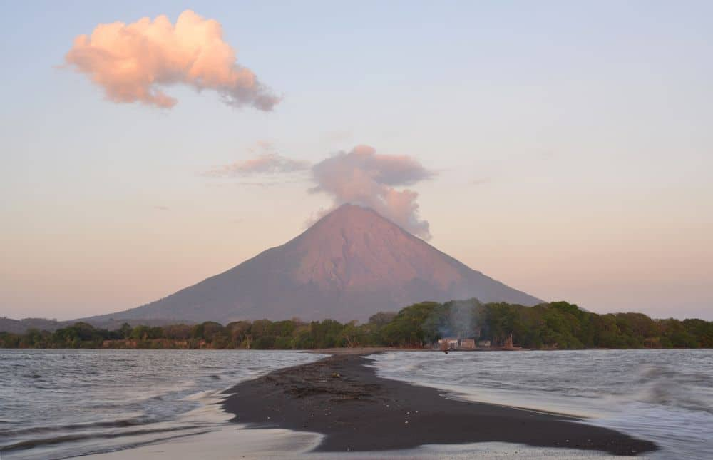 Volcano, Nicaragua