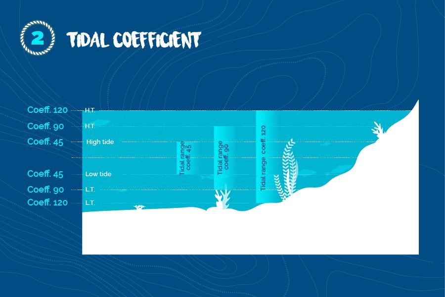 Tidal-coefficient-2019