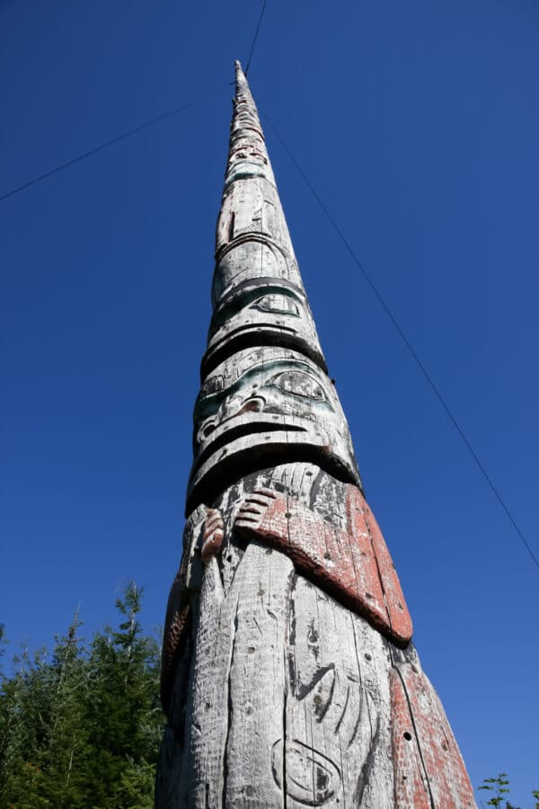 World's Tallest Totem Pole