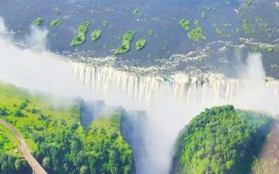 Top 5 des plus belles chutes et cascades au monde