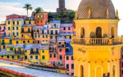 L'Italie côte à côte