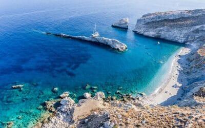 Voyage hors des sentiers battus dans les îles grecques
