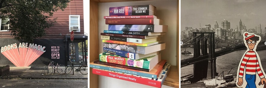 librairies-new-york