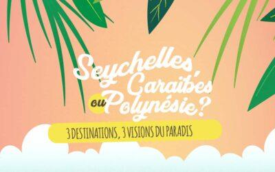Seychelles, Caraïbes ou Polynésie ?