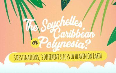 The Seychelles, Caribbean and Polynesia