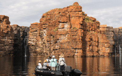 Uncovering true wilderness: Australia's Kimberley coast