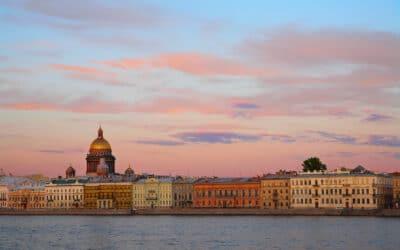 24 heures à Saint-Pétersbourg