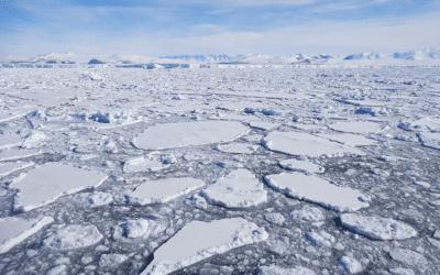 Cap sur la mer de Ross