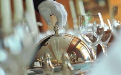 Haute gastronomie et exploration polaire
