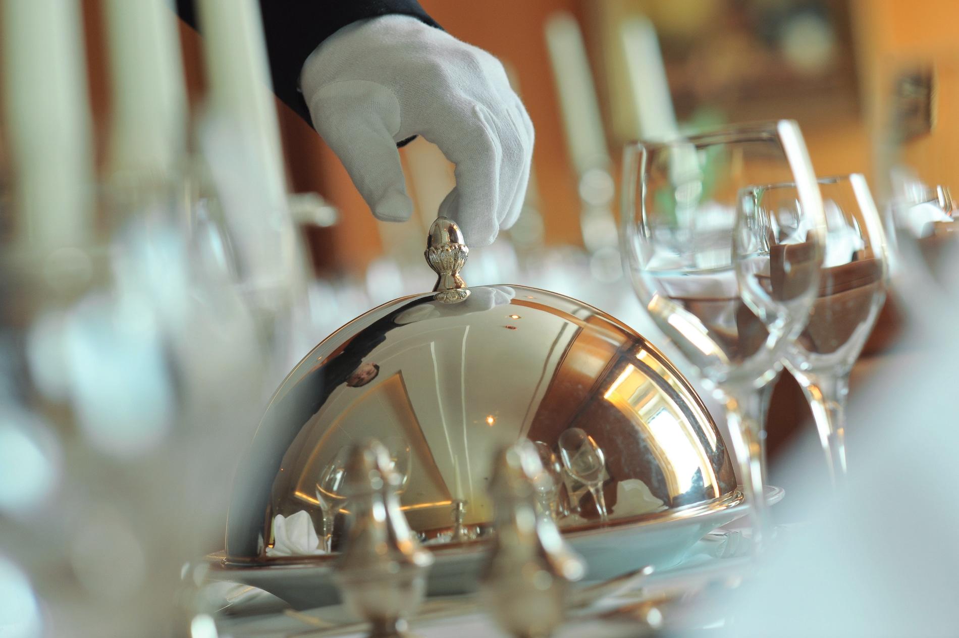Une cuisine gastronomique à bord du Commandant Charcot