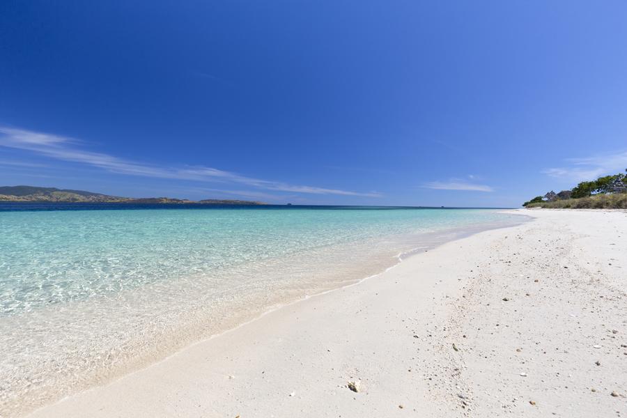 plage ile glorieuse