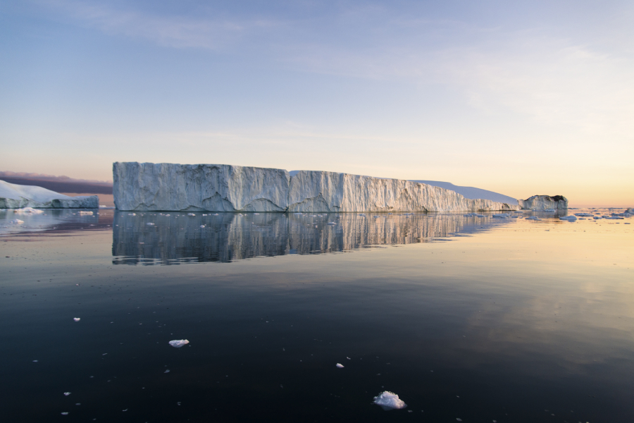 Etienne Garcia et Patrick Marchesseau : 2 capitaines experts de la navigation polaire