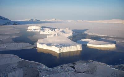 Expédition polaire au coeur de la banquise arctique