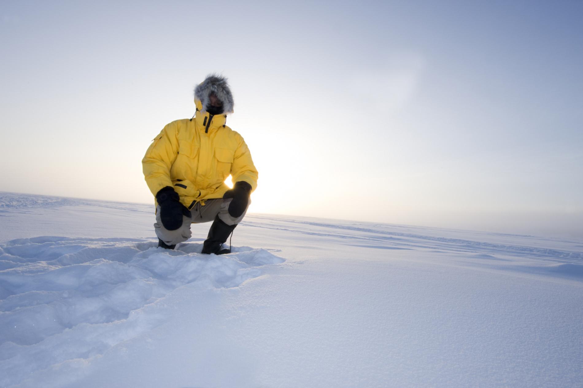 Préparer votre expédition polaire