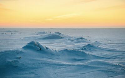 Cap sur le pôle Nord géographique