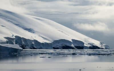 Zoom sur l'île Pierre Ier