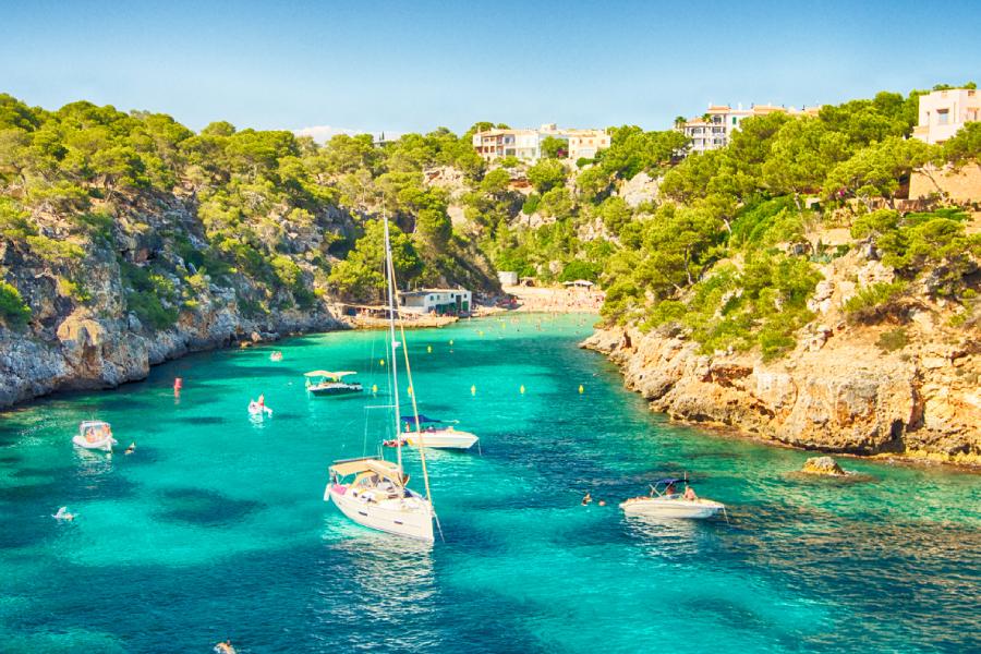 Voyage sur l'île de Minorque